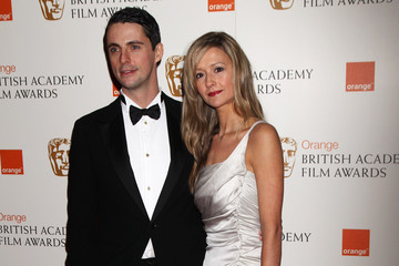 Matthew Goode and his wife Sophie Dymoke were spotted together at the Tribeca Grand Hotel in  Manhattan during the special screening of DreamWorks Pictures' film 'Match Point' on December 14, 2005