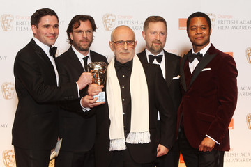 Greg Butler Orange British Academy Film Awards 2012 - Press Room