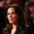 Barbara Hershey Orange British Academy Film Awards - Inside Arrivals