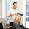 Orfeh Roman K Salon Madison Avenue Opening