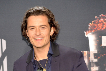 Orlando Bloom Press Room at the MTV Movie Awards — Part 2