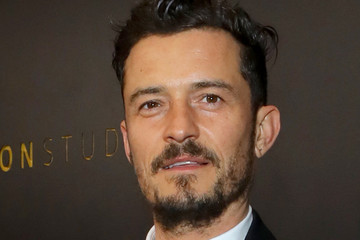 Orlando Bloom Amazon Studios Golden Globes After Party - Red Carpet