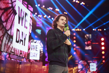 Orlando Bloom We Day Vancouver Performances