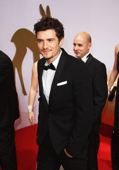 Orlando Bloom Orlando Bloom arrives for the Bambi 2010 Award at Filmpark Babelsberg on November 11, 2010 in Potsdam, Germany.