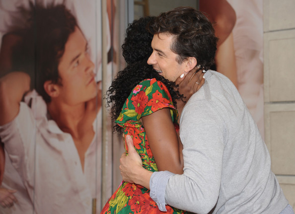 Orlando Bloom - 'Romeo and Juliet' Broadway Photo Call in NYC