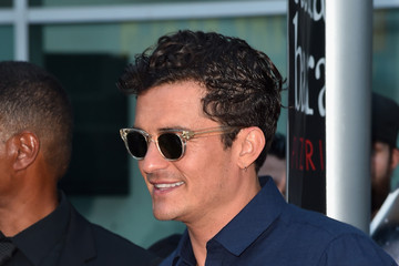 Orlando Bloom Celebrities Attends the Premiere of 'Digging For Fire'