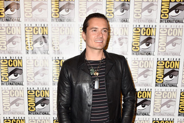 "Orlando Bloom ""The Hobbit: The Battle Of The Five Armies"" Press Line - Comic-Con International 2014"