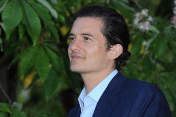 Orlando Bloom Arrivals at the Serpentine Gallery Summer Party