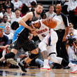 Josh Smith Hedo Turkoglu Photos