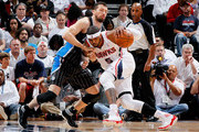 Josh Smith Hedo Turkoglu Photos Photo