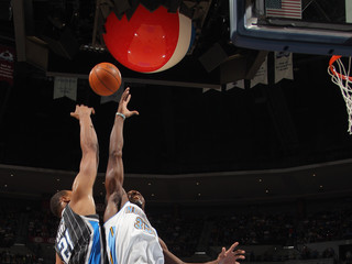 Daniel Orton Orlando Magic v Denver Nuggets