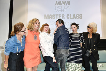 Orsola de Castro Miami Fashion Week Master Classes - Day 3