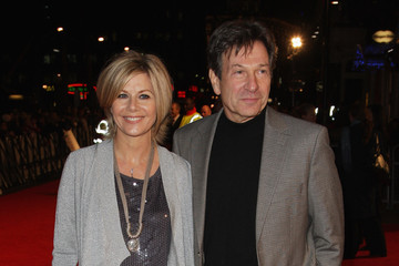 Michael Brandon Me & Orson Welles - UK Film Premiere - Arrivals