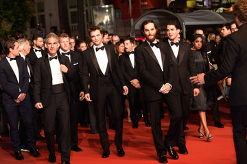 Oscar Boyson 'Good Time' Red Carpet Arrivals - The 70th Annual Cannes Film Festival