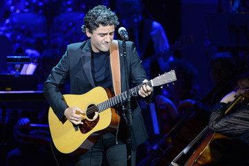 Oscar Isaac Rainforest Fund Benefit Concert