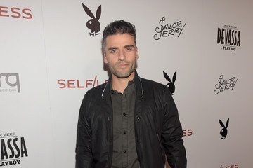 Oscar Isaac Playboy and Gramercy Pictures' Self/less Party During Comic-Con Weekend at Parq Restaurant & Nightclub - Arrivals