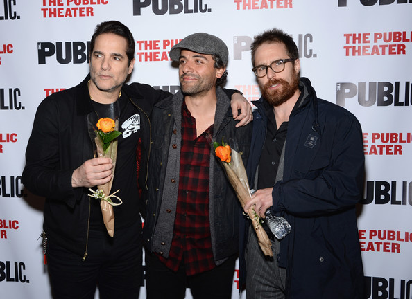 'The Library' Opening Night Celebration