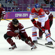 Oskars Bartulis Winter Olympics: Ice Hockey