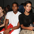 Princess Deena Al-Juhani Osklen - Front Row - Mercedes-Benz Fashion Week Spring 2015
