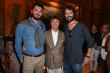 Ottavio Missoni GQ Party for Jim Moore and Milan Menswear Fashion Week Spring/Summer 2016