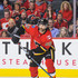 Jaromir Jagr Photos - Jaromir Jagr #68 of the Calgary Flames in action against the Ottawa Senators during an NHL game at Scotiabank Saddledome on October 13, 2017 in Calgary, Alberta, Canada. - Ottawa Senators v Calgary Flames