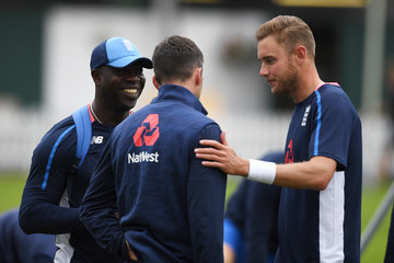 Ottis Gibson England & West Indies Net Sessions