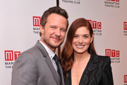 Debra Messing and Will Chase Photos Photo