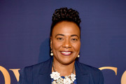 "Bernice King attends the premiere of ""Overcomer"" at The Woodruff Arts Center & Symphony Hall on August 15, 2019 in Atlanta, Georgia."