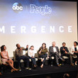 Owain Yeoman Premiere Of ABC's 'Emergence' With PEOPLE