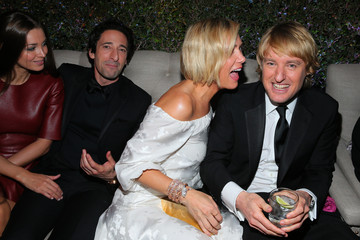 Owen Wilson 20th Century Fox Golden Globes Party