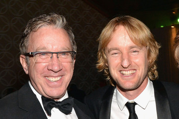 Owen Wilson MOCA's 35th Anniversary Gala Presented By Louis Vuitton At The Geffen Contemporary At MOCA - Inside