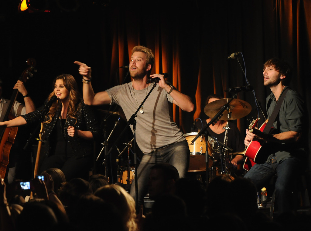 Own the night unplugged with lady antebellum 75 of 107 for Lady antebellum miscarriage how far along