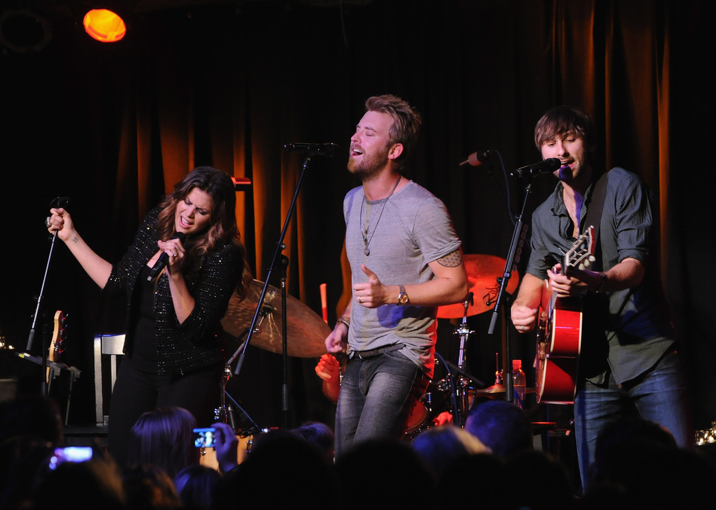Dave haywood photos photos own the night unplugged with for Lady antebellum miscarriage how far along