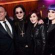 """Ozzy Osbourne Pre-GRAMMY Gala and GRAMMY Salute to Industry Icons Honoring Sean """"Diddy"""" Combs - Inside"""