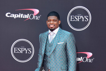 P.K. Subban The 2017 ESPYS - Arrivals