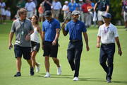 Tiger Woods Brooks Koepka Photos Photo