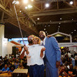 PJ Morton SiriusXM's Heart & Soul Channel Broadcasts from Essence Festival In New Orleans - Day 1