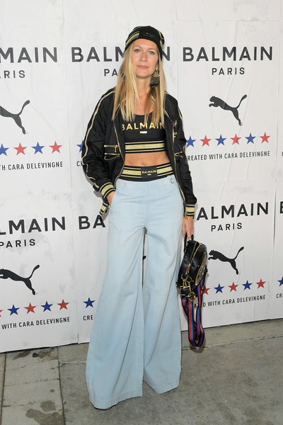 'PUMA X Balmain- Created With Cara Delevingne' L.A. Launch Event