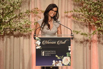 Padma Lakshm 8th Annual Blossom Ball Benefiting the Endometriosis Foundation of America