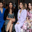 Padma Lakshmi Veronica Beard - Front Row - February 2020 - New York Fashion Week: The Shows
