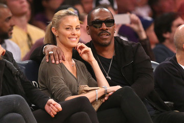 Paige Butcher Dallas Mavericks v Los Angeles Lakers
