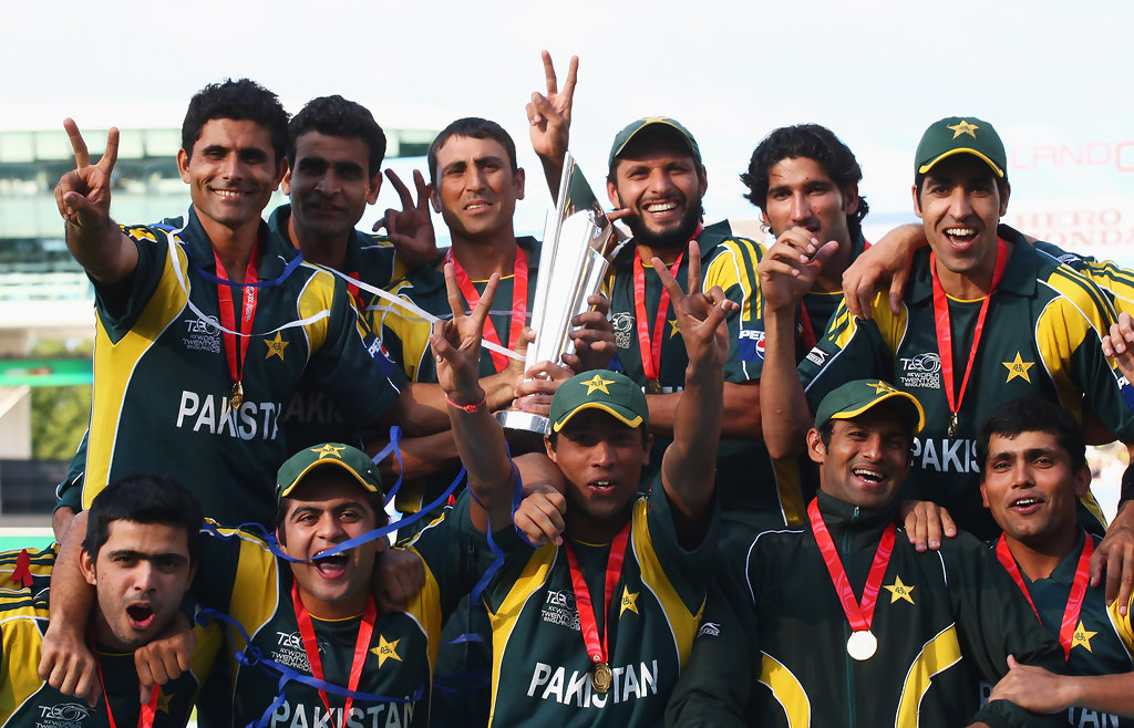 pakistan winning the 20 20 world cup Live cricket coverage updates t 20 world cup,  sri lankans were up against a gritty pakistan who did not want to let go winning the second twenty20 final,.
