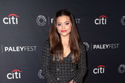 """Sarah Jeffery from """"Charmed"""" attends The Paley Center for Media's 2018 PaleyFest Fall TV Previews - The CW at The Paley Center for Media on September 8, 2018 in Beverly Hills, California."""