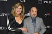 """Caroline Aaron and Kevin Pollak attend the Paley Center For Media's 2019 PaleyFest LA - Opening Night Presentation: Amazon Prime Video's """"The Marvelous Mrs. Maisel"""" on March 15, 2019 in Los Angeles, California."""