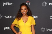 "Janet Mock attends the Paley Center For Media's 2019 PaleyFest LA - ""Pose"" held at the Dolby Theater on March 23, 2019 in Los Angeles, California."