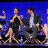 """Carter Bays Photos - (L-R) Actors Alyson Hannigan, Cobie Smulders, Josh Radnor and Christin Milloti on stage at The Paley Center For Media's PaleyFest 2014 Honoring """"How I Met Your Mother"""" Series Farewell at Dolby Theatre on March 15, 2014 in Hollywood, California. - The Paley Center For Media's PaleyFest 2014 Honoring """"How I Met Your Mother"""" Series Farewell"""