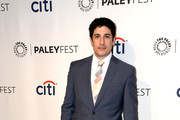 """Actor Jason Biggs arrives at The Paley Center For Media's PaleyFest 2014 Honoring """"Orange Is The New Black"""" at Dolby Theatre on March 14, 2014 in Hollywood, California."""