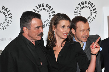 """Donnie Wahlberg Bridget Moynahan The Paley Center For Media Presents """"Blue Bloods"""""""