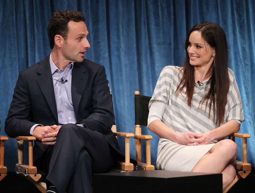 Andrew Lincoln And Sarah Wayne Callies Married Www
