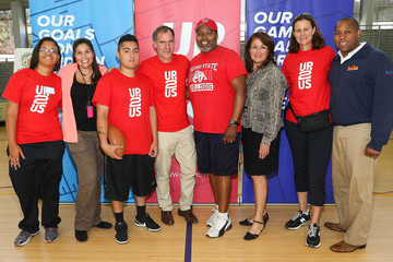 Pam Shriver Paul Caccamo Up2Us Sends Mentors to Underserved Communities